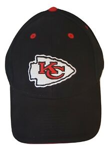 premium selection 02cdc 7f4ae NFL Kansas City Chiefs Hat Adjustable Structured Cap