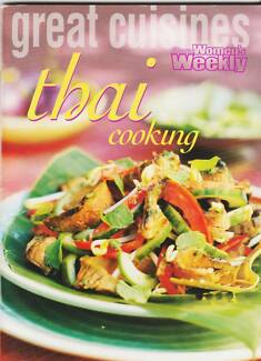 The Australian Women's Weekly THAI COOKING ~ Mini Cookbook 2000 Perth Region Preview