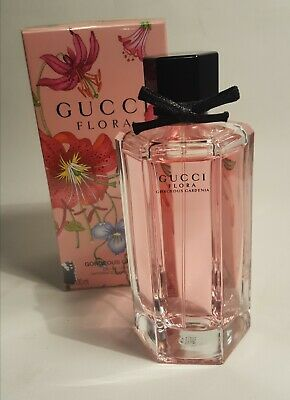 Gucci Flora-Gorgeous Gardenia EDT 100ml   100% Genuine £44.50 Freepost UK