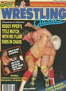 JANUARY-1990-WRESTLING-CLASSICS-MAGAZINE-RODDY-PIPER-RIC-FLAIR-HULK-HOGAN-WWF