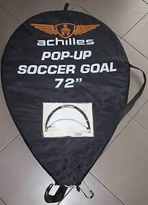 "Achilles 72"" Pop Up Soccer Goal - Prospect Area Sefton Park Port Adelaide Area Preview"