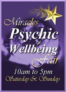 Miracles in Mildura Psychic & Wellbeing Fair Mildura Centre Mildura City Preview