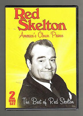 Red Skelton America's Clown Prince - Best Of Red Skelton / Pantomimes (2-dvds)