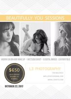 Beautifully You photo session
