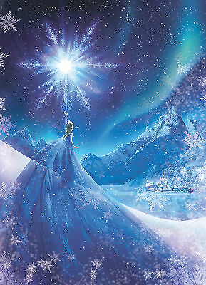 ete FROZEN SNOW  QUEEN 184x254 Disney Eiskönigin Komar Elsa (Snow Queen Frozen)