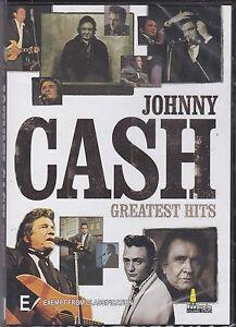 JOHNNY CASH - GREATEST HITS - DVD