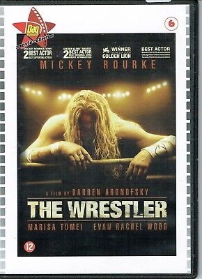 The Wrestler (2008) Mickey Rourke - Marisa Tomei