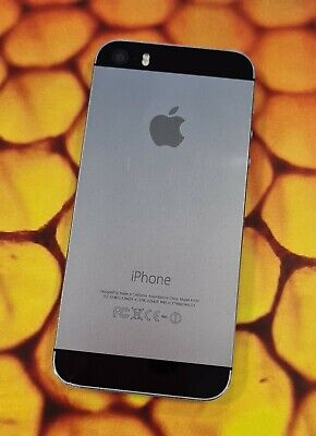 Apple iPhone 5S 32GB Unlocked Space Grey Average Condition