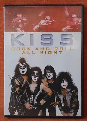 KISS - ROCK AND ROLL ALL NIGHT