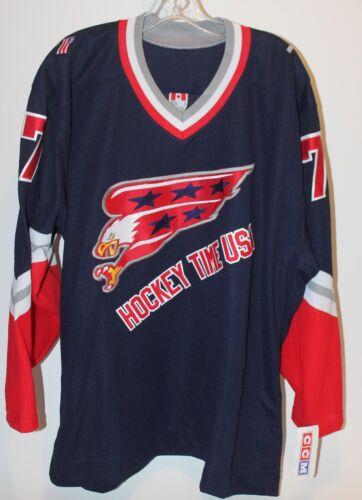 NEW Hockey Jersey - Adult Large - CCM  (# 77)