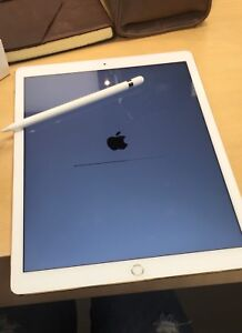 iPad Pro 12.9 inch GOLD barely used like NEW