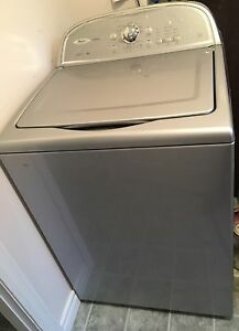 Whirlpool washer dryer set