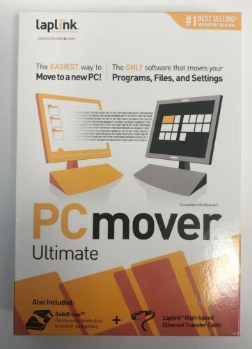 Laplink - PCmover Ultimate - Windows - Latest Version