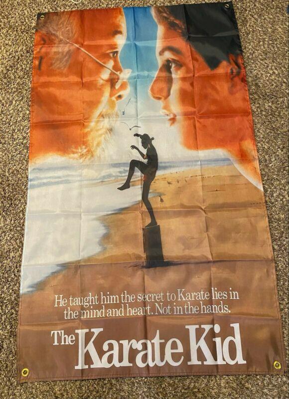 The Karate Kid movie tapestry 3