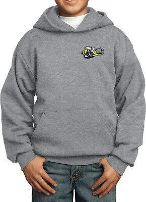 Kids Dodge Super Bee Hoodie Pocket Print