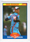 Randy Johnson Rookie Baseball Cards