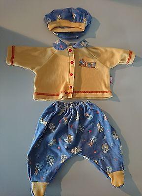 Chou Cou Zapf Creation Kleiderset für die 42 - 48 cm Puppe