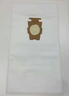 6 Universal HEPA Cloth Bags for Kirby Vacuum F Style Avalir Sentria ()