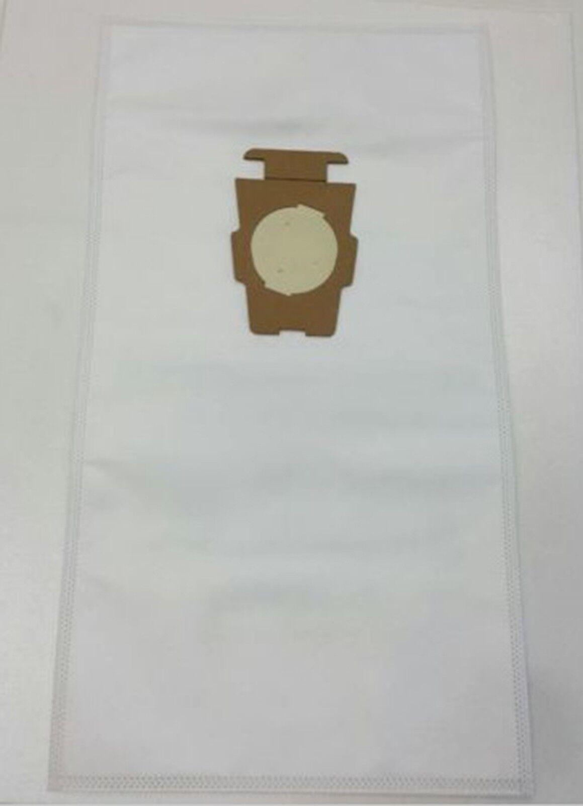 6 universal hepa cloth bags for kirby