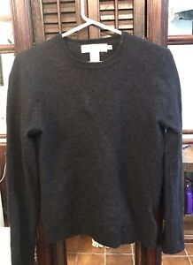 h&m pull-over - xs. Navy - $7
