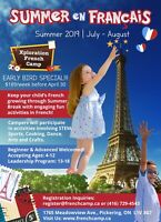 Xploration French Summer Camp - Just $189 before April 30th