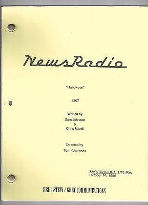 NEWS RADIO show script