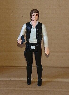 Star Wars Vintage Han Solo small head loose complete