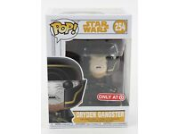 #253 Star Wars-Solo-Dryden Gangster-Target Exclusive Funko POP
