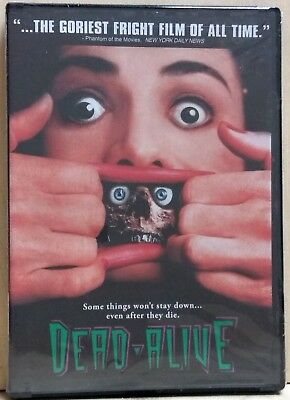 Dead Alive  Dvd  1998  Unrated Version