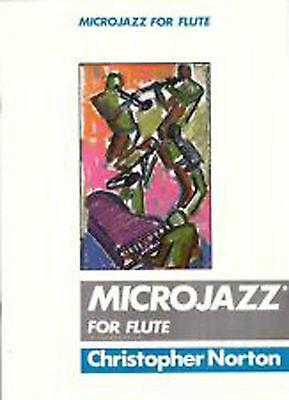Microjazz for Flute Grade 2-4  Book Christpher Norton