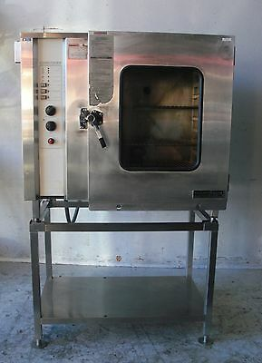 Used Alto Shaam Hud-10-10 Combi Oven Steamer 208v Free Shipping