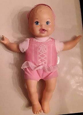 Little Mommy Baby Ballerina Doll EUC