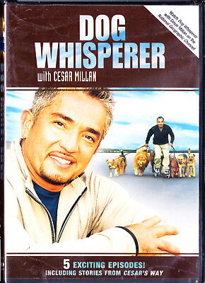 Dog Whisperer with Cesar Millan (DVD, 2006, Full Screen) NEW
