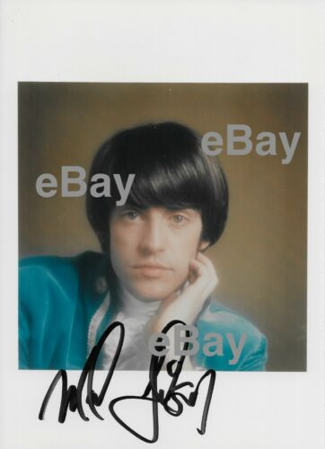 Mark Lindsay (ex-Paul Revere Raiders) PERSONALLY AUTOGRAPHED to YOU 5x7 Pic 1967