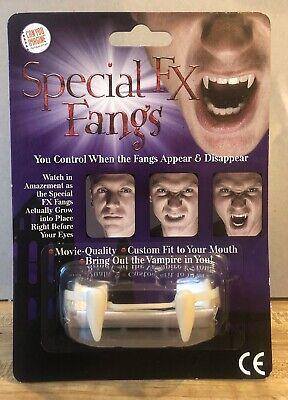 Special Fx Fangs (Special FX Retractable Fangs)