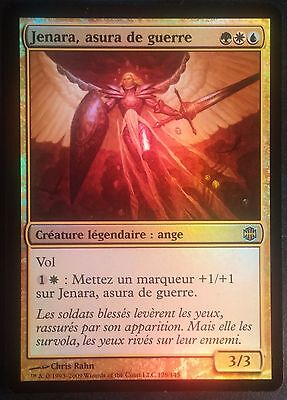 Used, Jenara, asura de guerre PREMIUM / FOIL VF - French Jenara, War Asura - Magic mtg for sale  Shipping to South Africa