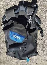 TUSA - Buoyancy control devide (BCD) for scuba-diving etc Mount Pleasant Wollongong Area Preview