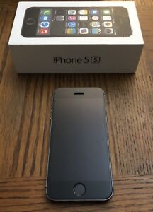 iPhone 5s - 64GB with box