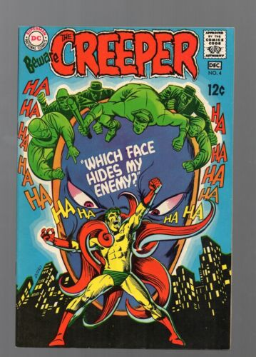 BEWARE, THE CREEPER 4       DITKO           LOW PRICE!