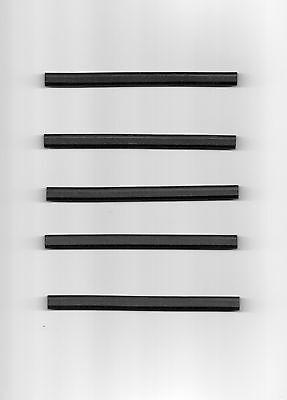5pcs 10mm*140mm ferrite rod For Crystal Radio antenna