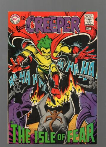 BEWARE, THE CREEPER 3       DITKO           LOW PRICE!