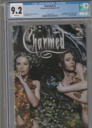 CHARMED # 2 CGC 9.2