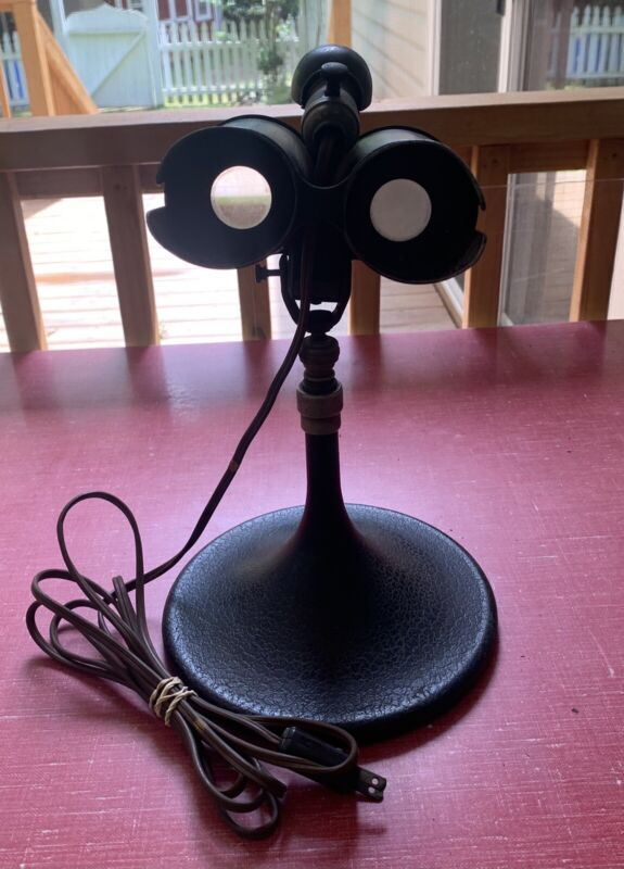 Vintage Optical Eye Doctor Equipment  Great Show Piece