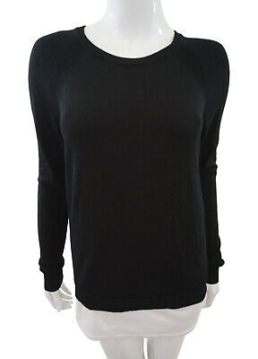 Lululemon Size 8 Black Lace Up Sweater Lululemon Size 8 Black Lace Up Sweater