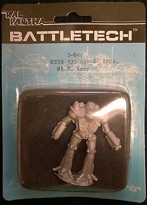 Ral Partha Battletech 20-641 Cerberus MRV-2 (Mint, Sealed)