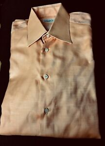 Men's Made in Italy Pre-loved Zilli Dress Shirt (6)