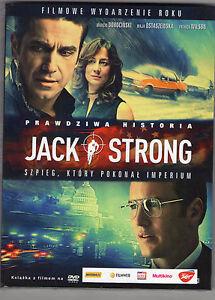 JACK STRONG DVD 2014POLISH POLSKI - Szydlowiec k Radomia, Polska - JACK STRONG DVD 2014POLISH POLSKI - Szydlowiec k Radomia, Polska