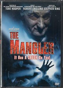 The Mangler (DVD, 2004, R-Rated Version)