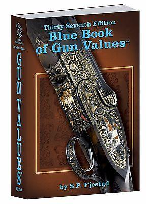 Blue Book Of Gun Values By Steven P Fjestad  Shrink Wrap
