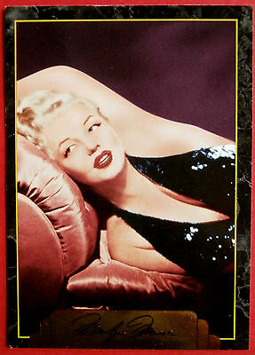 """""""Sports Time Inc."""" MARILYN MONROE Card # 111 individual card, issued in 1995"""